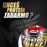 Proteín Zadarmo!!!